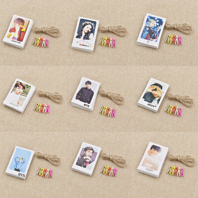 32pcs Kpop Photocards BTS Fans Gift Wall Room