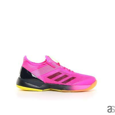 check out 88a98 339af Adidas Adizero Ubersonic 3 W Chaussures Tennis Femme Ah2136