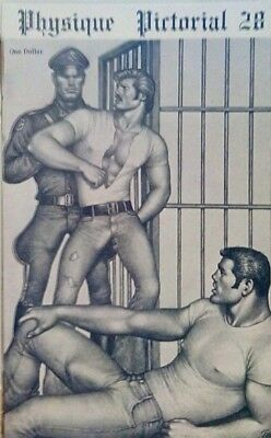 Tom of Finland- Physique Pictorial 28 gay interest