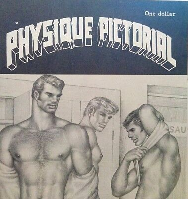 Tom of Finland- Physique Pictorial volume 18 number 1 gay interest