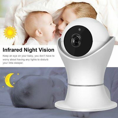 1080P Wireless IP Camera CCTV Security System Baby Monitor Night Vision Indoor
