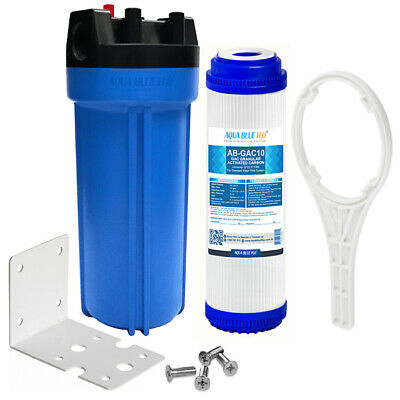 Whole House Water System with GAC Activated Carbon Filter, Housing Wrench