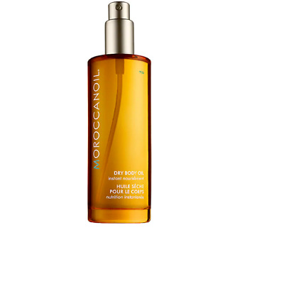 Moroccanoil Dry Body Oil 1.7oz with Spray Pump (BUY 3 GET 1 FREE) FREE SHIPPING