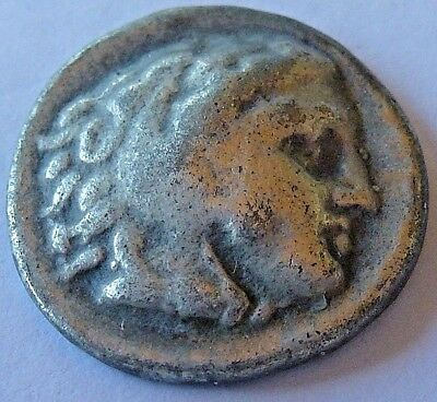 Alexander the Great 336.-323 BC silver drachm
