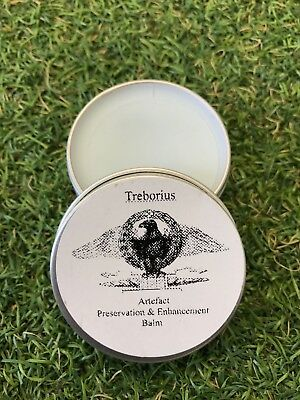 Treborius Balm - Preservation & Enhancement - Metal Detecting - DETECNICKS LTD