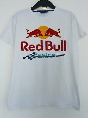 T-Shirt Red Bull Racing Formula on Team
