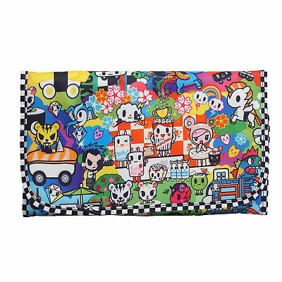 Ju-Ju-Be Tokidoki Collection Memory Foam Changing Pad, Sushi Cars