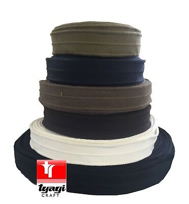 40mm REINFORCED CANVAS TAPE HEAVY DUTY. BUNTING WEBBING