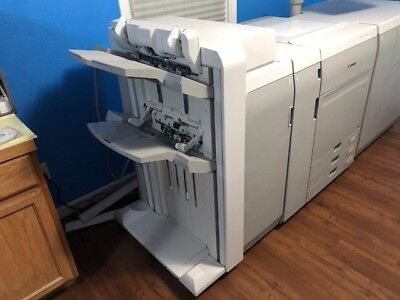 ImagePress  750 Unit, includes staple finisher, colorLynx License, ip Firey Serv