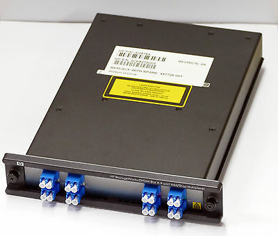 HP StorageWorks AG878A Course Wave Division Multiplexer 447726-001