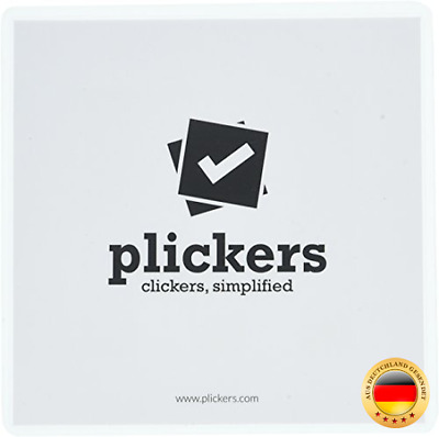 Plickers Student Cards – Set of 40
