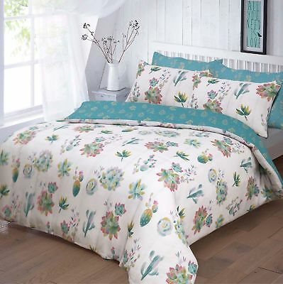 Tropical Cactus Luxury Duvet Covers Quilt Cover Reversible Bedding Sets Pieridae