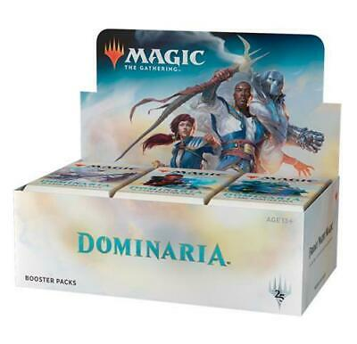 Magic The Gathering Dominaria Booster Box Free Priority Same Day Shipping