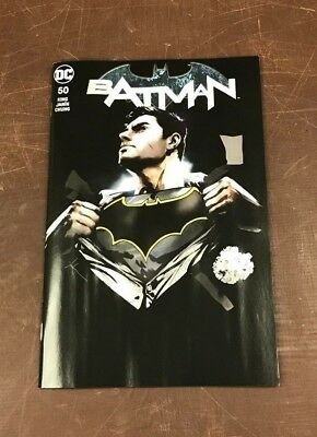 BATMAN 50 JOCK FORBIDDEN PLANET/JETPACK COMICS SHARED EXCL VARIANT A Wedding?