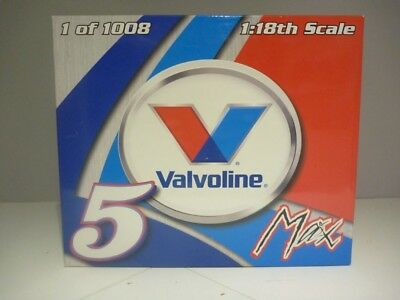 1:18 Scale R&R Max Dumesney - VALVOLINE 25TH ANNIVERSARY Sprint Car