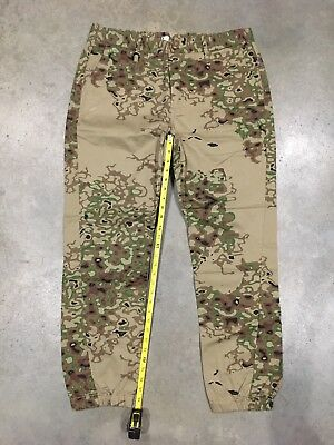 5997425d459c Publish Jogger Pants Camo Today For Tomorrow Elastic Cuff Cotton NWOT Sz. 36