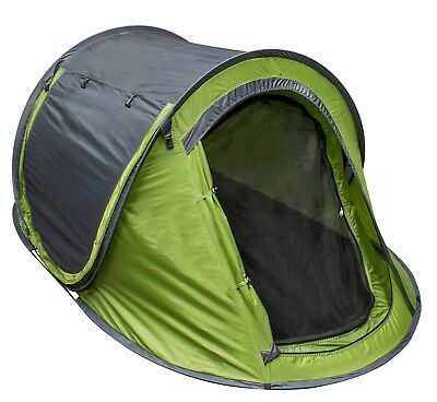 North 49 3-Person Insta-Tent, Pop-Up Camping Tents