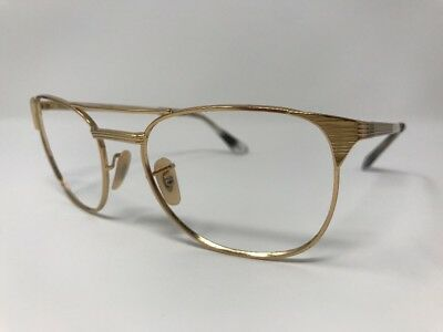 616c1b6aa0 AUTHENTIC RAY BAN Signet Sunglasses Gold RB3429-M 001 3F 55-19-135 ...