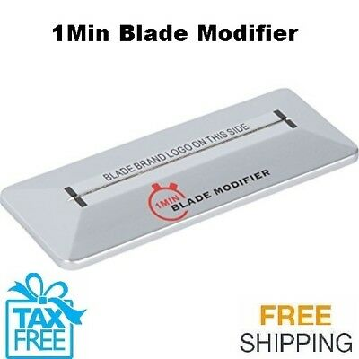Blade Modifier Kit GTX Andis Modified Barber Clipper Trimmer Sharpener Stone
