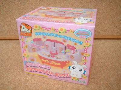 Epoch Hamu Taro Ribon-chan miracle jewelry box heroine game toy A62