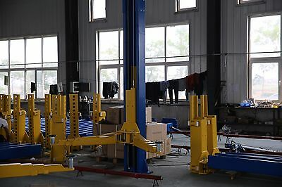 Two Post Lift,Clear floor,Asymmetric Arm,5000kg capacity