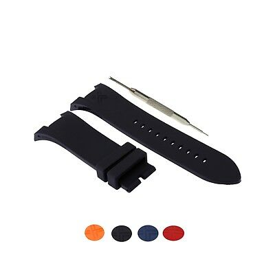 31mm Watch Band Strap + Gift Tool Fits Armani Exchange AX1070 , AX1040, AX1042