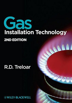 Gas Installation Technology (2nd Revised edition)  BOOK NEW
