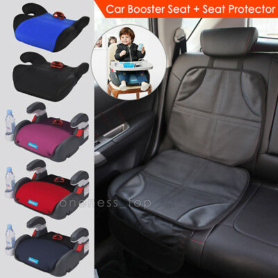 Car Booster Seat Cushion Pad For Toddler Child Kids Children Sturdy Comfortable