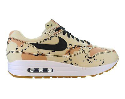 newest e8bf6 b39f9 MENS NIKE AIR Max 1 Premium Beach Camo Praline Light Cream Black 875844-204  -  164.99   PicClick