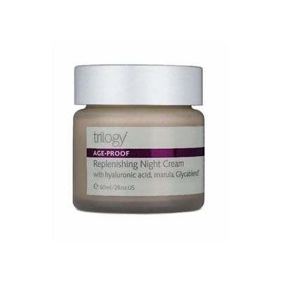 Trilogy Age Proof Replenishing Night Cream 60ml (PACK OF 4)