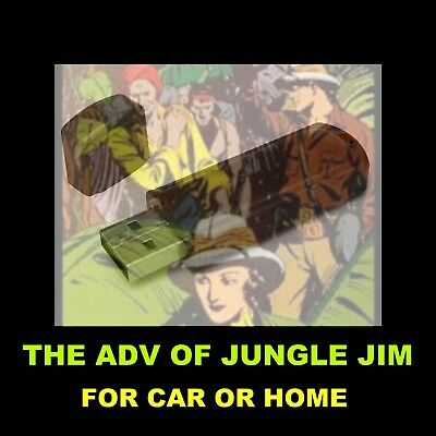 Jungle Jim. Enjoy 1439 Old Time Radio Shows While Driving Or Relaxing At Home!