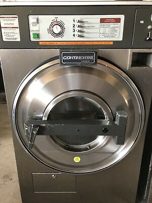 Continental Single Phase 30lb Washer