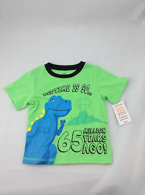 Just One You By Carters Boys Pajama Shirt