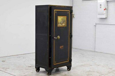 National Safe and Lock Company Antique Safe