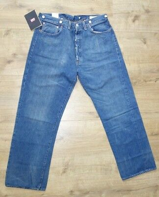 LVC 1933 XX501® Jeans - Scratch - LEVI'S® VINTAGE CLOTHING -  新しいです RARE - NEW