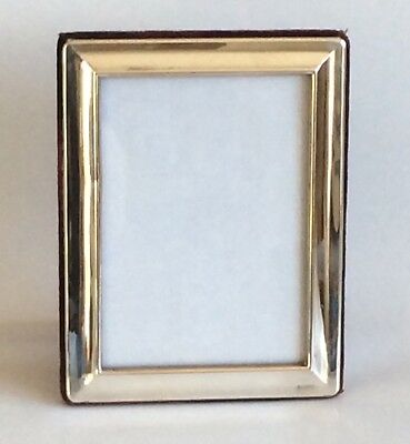Carr's solid silver picture frame 1994 - 125mm x 90mm