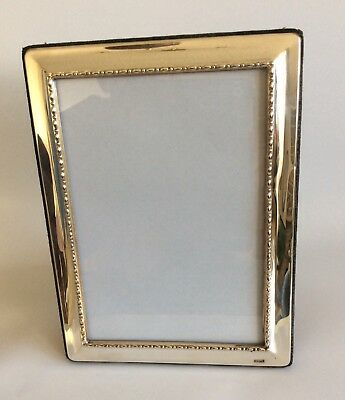 Carr's solid silver picture frame 1995 - 175mm x 125mm