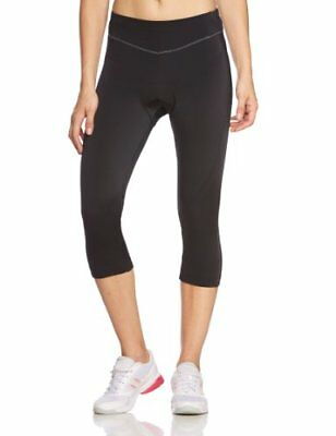 VAUDE Damen Hose Womens Active 3/4 Pants, Black, 36,