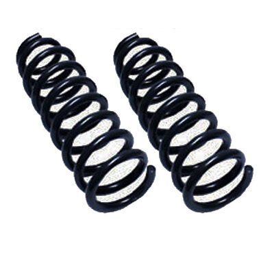 "1999-2006 Chevy GMC 1/2 Ton 2WD Truck Front Drop Coil Springs 2""  25920"