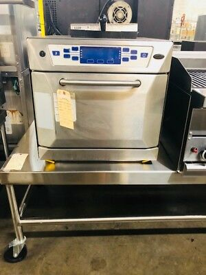 Garland Merry Chef Turbo 402s Commercial Combination Oven Merry Chef #13145