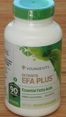 Plan1x Ultimate EFA Plus 90 soft gels 4 Pack by Youngevity