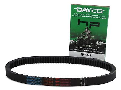 Dayco HP2026 High Performance Outdoor Activity Belt New