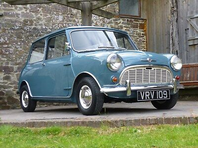 1960 Morris Mini Minor In outstanding Condition ** Same owner for 51 years **.