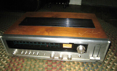 Vintage Realistic STA-84 Stereo Receiver w/AutoMagic Tuning