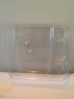 Longaberger Divided 4 way Lg Picnic Basket Protector Only #40062