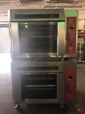 Hardt Inferno 3000 Gas Rotisserie Oven Double Stack (2006)