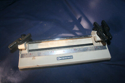 McGill Adjustable Paper Drill 2-3 Hole 250 Sheets
