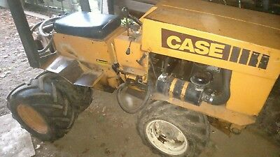 CASE AND A Davis Vibratory Cable Plow Trencher mini sneaker 2 machines  included