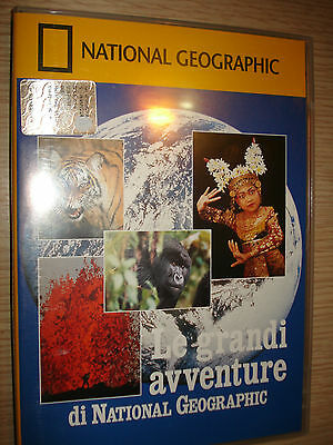 Dvd N° 2 National Geographic Las Grandes Aventuras De National Geographic
