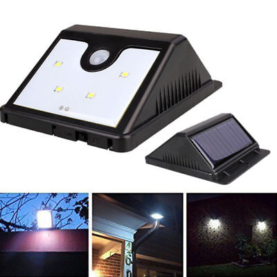 4PCS Everbrite Solar Powered & Wireless Ever Brite Led Outdoor Light AS ON TV